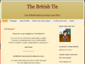 The British Tie